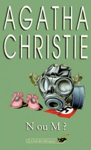N ou M ? - Agatha Christie   Showmesound.org