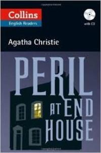 Agatha Christie - Peril at End House. 1 CD audio MP3
