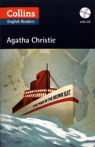 Agatha Christie - The Man in the Brown Suit. 1 CD audio MP3