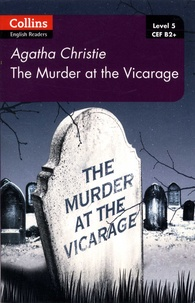 Agatha Christie - The Murder at the Vicarage.