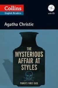 Agatha Christie - The Mysterious Affair at Styles. 1 CD audio MP3
