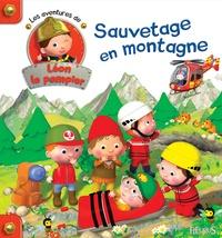 Les aventures de Léon le pompier Tome 3.pdf