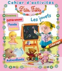 Agathe Clair et Emilie Beaumont - Les jouets - Cahier d'activités.