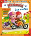 Agathe Clair et Emilie Beaumont - Les motos.
