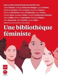 Agathe Le Tallendier - Une bibliothèque féministe.