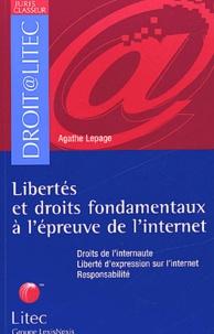 Lesmouchescestlouche.fr Libertés et droits fondamentaux à l'épreuve de l'internet - Droits de l'internaute, Liberté d'expression sur Internet, Responsabilité Image