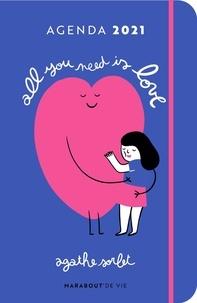 Agathe Sorlet - Agenda Agathe Sorlet - All you need is love.