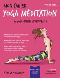 Téléchargements de livres électroniques gratuits pour les lecteurs mp3 Mon cahier yoga-méditation  - Avec 12 cartes Feel good (French Edition) 9782263161537