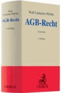AGB-Recht - Kommentierung der §§ 305-310 BGB mit umfangreichem Klauselkatalog.