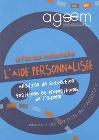 Goodtastepolice.fr L'aide personnalisée à l'école maternelle Image