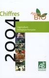 Agence BIO - L'agriculture biologique française - Chiffres 2004.