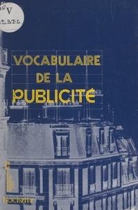 Agence de Coopération Culturel et  Conseil international de la la - Vocabulaire de la publicité.