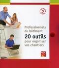 Agence Qualité Construction - Professionnels du bâtiment - 20 outils pour organiser vos chantiers.