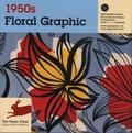 Agile rabbit (éditions) - 1950S Floral Graphic. 1 Cédérom