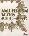 Agile rabbit (éditions) - Amsterdam design 1900-1930. 1 Cédérom