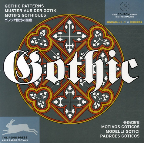 Agile Rabbit - Gothic - Motifs gothiques. 1 Cédérom