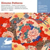 Agile Rabbit - Kimono Patterns - Motifs pour kimonos. 1 Cédérom