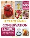 Aglaé Blin et Caroline Guézille - Traité Rustica de la conservation.