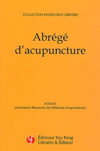 AGMAR - Abrégé d'acupuncture.