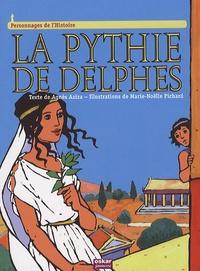 Agnès Aziza et Marie-Noëlle Pichard - La Pythie de Delphes.