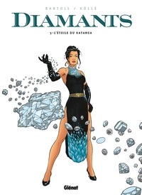 Agnès Barrat - Diamants - Tome 03 - L'étoile du Katanga.
