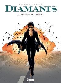 Agnès Barrat - Diamants - Tome 04 - La Révolte de Ramat Gan.