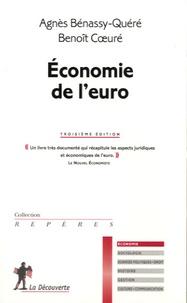 Agnès Bénassy-Quéré et Benoît Coeuré - Economie de l'euro.