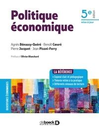 Agnès Bénassy-Quéré et Benoît Coeuré - Politique économique.