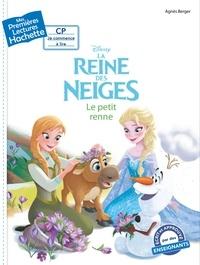 Agnès Berger et  Disney - La Reine des Neiges - Le petit renne.