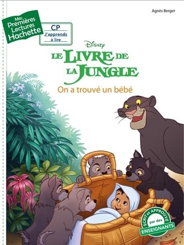 Le Livre De La Jungle On A Trouve Un Bebe Grand Format