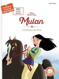 Agnès Berger - Mulan - L'histoire du film.