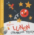 Agnès Bertron-Martin et Elisa Géhin - Lunon chamboule tout. 1 CD audio