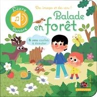 Agnès Besson et Audrey Brien - Balade en forêt.