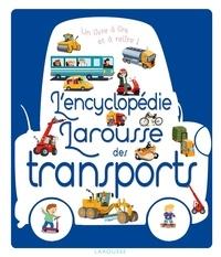 Agnès Besson - L'encyclopédie Larousse des transports.