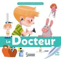 Agnès Besson et  Colonel Moutarde - Le docteur.