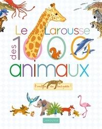 Agnès Besson et  Surein - Le Larousse des 1000 animaux - L'imagier des tout-petits !.