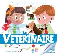 Agnès Besson et Genie Espinosa - Le vétérinaire.