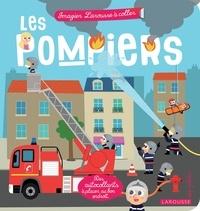 Agnès Besson et Jean-Sébastien Deheeger - Les pompiers.