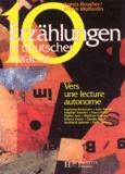 Agnès Boucher et André Walferdin - 10 Erzählungen in deutscher Sprache - Vers une lecture autonome.