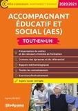 Agnès Busko - Concours d'entrée en formation AES Accompagnant Educatif et Social - Tout-en-un.