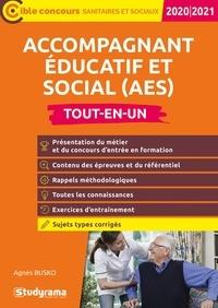 Lemememonde.fr Concours d'entrée en formation AES Accompagnant Educatif et Social Image