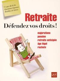 Galabria.be Retraite, défendez vos droits! Image