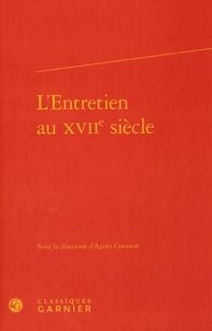 Agnès Cousson - L'entretien au XVIIe siècle.