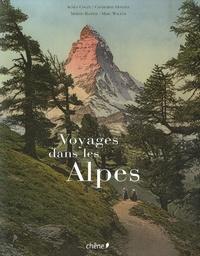 Agnès Couzy et Catherine Donzel - Voyages dans les Alpes.