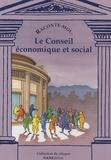 Agnès de La Morinerie - Raconte-moi... Le Conseil  économique et social.