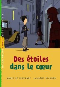 Agnès de Lestrade - Des étoiles dans le coeur.