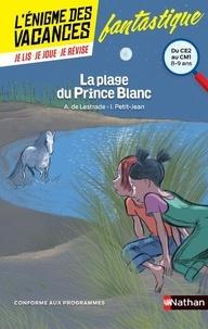 Lemememonde.fr La plage du prince blanc - Du CE2 au CM1 Image
