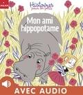 Agnès de Lestrade - Mon ami hippopotame.