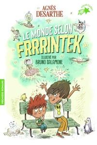 Agnès Desarthe et Bruno Salamone - Le monde selon Frrrintek.