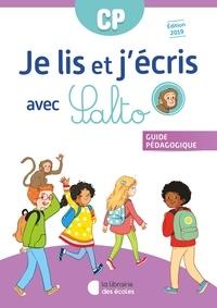 Agnès Diallo et Yolaine Garcia - Français CP Je lis et j'écris avec Salto - Guide pédagogique.